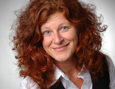 Porträt Bettina Jürgensen.