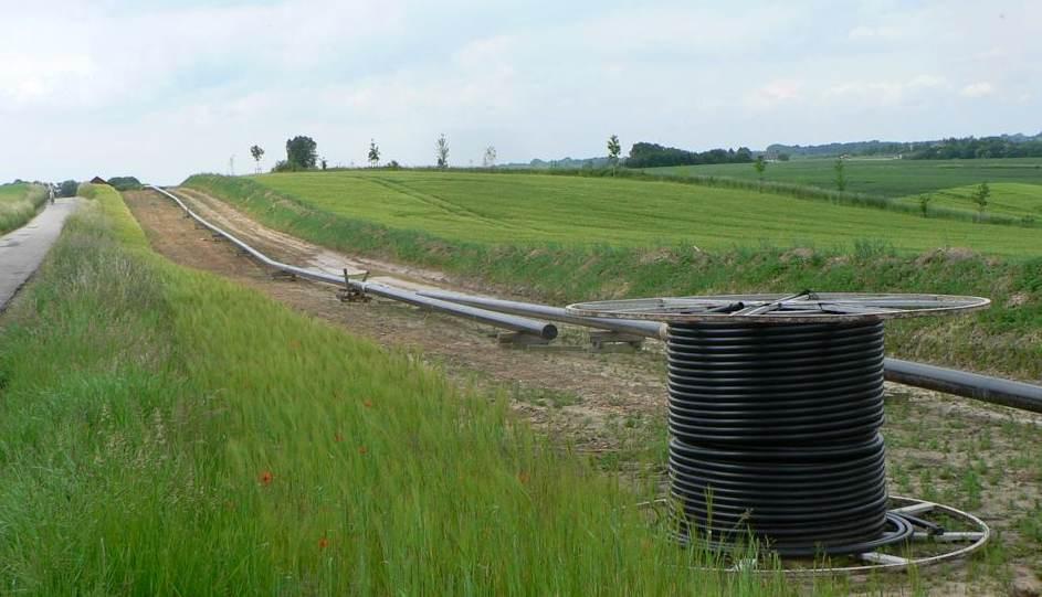 Bayer CO-Pipeline ohne Sicherheit.